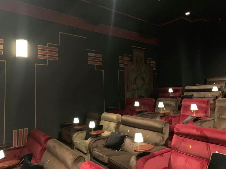 Oplevering  project Pathé Tuschinski